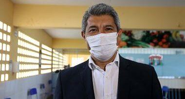 Jerônimo Rodrigues é o titular da SEC | Foto: Camila Souza/GOVBA